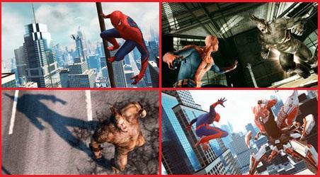 Онлайн игра новый человек паук 4